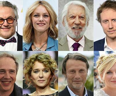 Cannes jurisi belli oldu