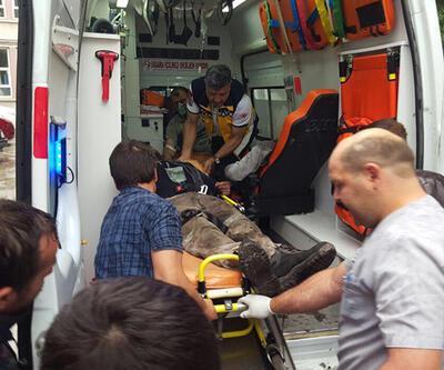 Bursa'da Ulu Camii yakınında intihar saldırısı