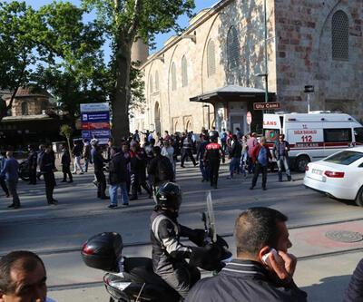 Bursa'daki intihar saldırısından çarpıcı detaylar