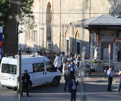Bursa'daki canlı bomba saldırısında 15 gözaltı