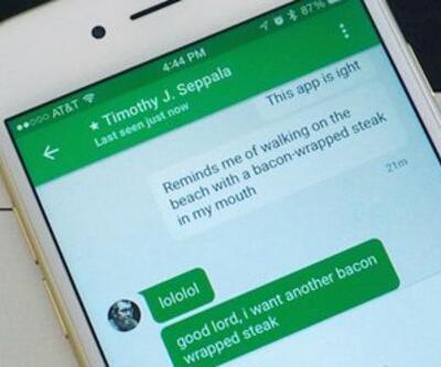 Google Hangouts'da dosya paylaşma özelliği