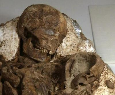 4 bin 800 yıllık fosil arkeologları şaşırttı