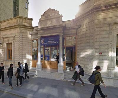 İstanbul'da polis merkezi binası satılıyor