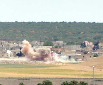 IŞİD'den Karkamış'a saldırı