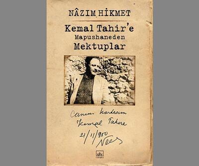 Nazım Hikmet'in Kemal Tahir'e mapushane mektupları