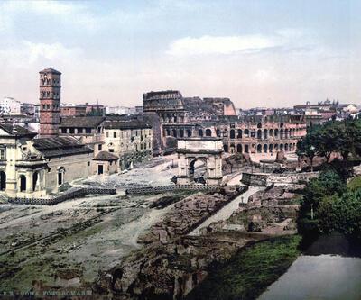 126 yıl önce Roma