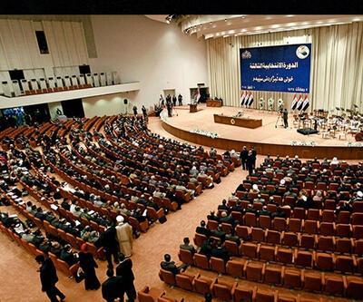 Irak'ta parlamento baskını
