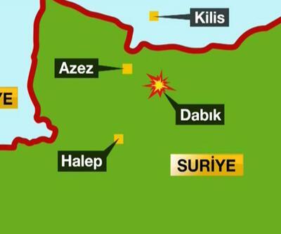 IŞİD'in bomba üretim merkezi imha edildi
