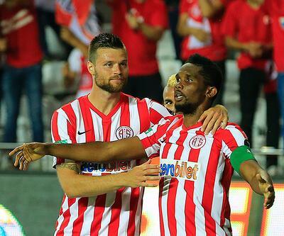 Eto'o'dan 1 milyon liralık gol