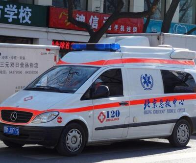 """Çin'de ambulanslara """"taksimetre""""uygulaması"""
