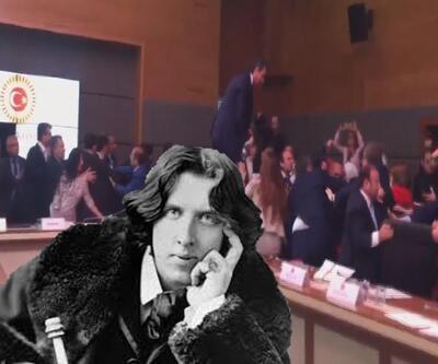 Kavgalı Anayasa Komisyonu'nda Oscar Wilde tartışması