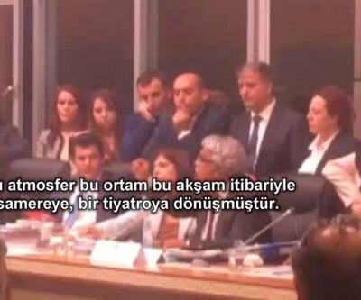 HDP'liler Anayasa Komisyonu'nu terk etti