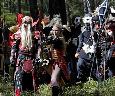 World of Warcraft hayranları Çek Cumhuriyeti'nde buluştu