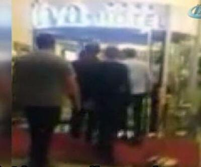 Mersin'de ülkücüler, Akşener grubunun kaldığı oteli bastı