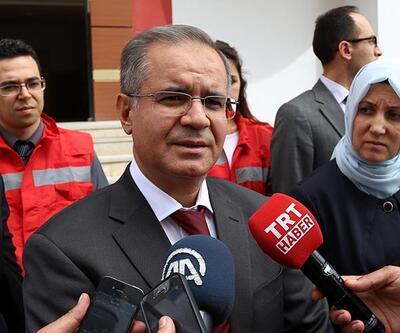 """Kilis Valisi: """"Sözlerim çarpıtıldı"""""""