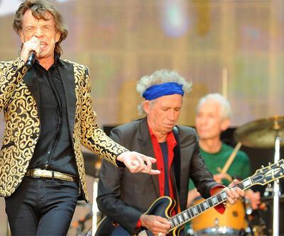 Rolling Stones'tan Trump'a veto