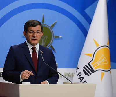 Davutoğlu'ndan kritik MYK sonrası açıklama