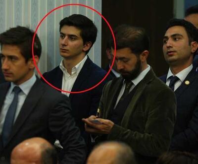 Davutoğluhttps://www.cnnturk.com/haberleri/berat-albayrakBerat Albayrak39;nun oğlu da toplantıyı izledi