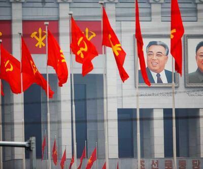 Kuzey Kore'de kongre
