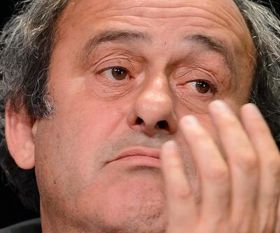 Platini CAS kararının ardından istifa etti