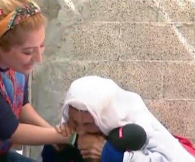 100 yaşındaki nine TRT muhabirini ısırdı