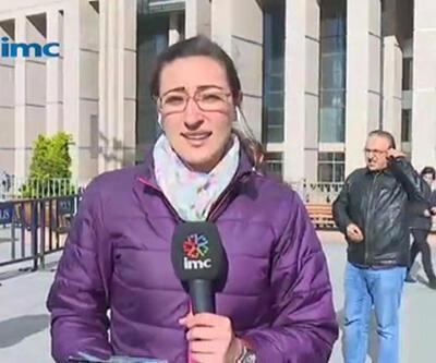 Can Dündar'a saldırı anı İMC TV kamerasında