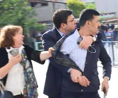 Can Dündar'a silahlı saldırı düzenleyen kişi Murat Şahin