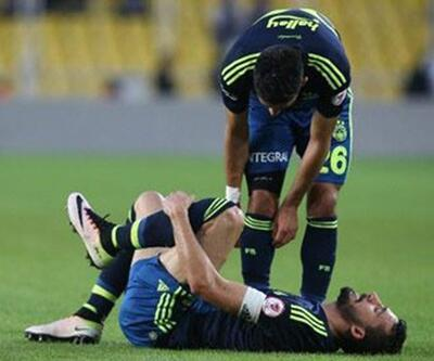 Mehmet Topal'ın bacağındaki şişliklerin nedeni buymuş!