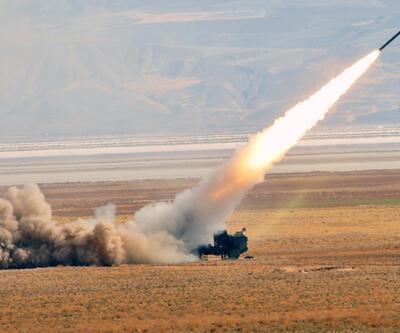 TSK IŞİD hedeflerini vurdu