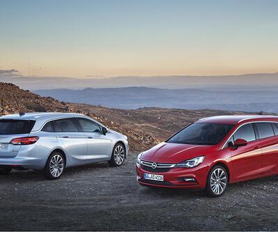 Gözü zirvede: Opel Astra ST