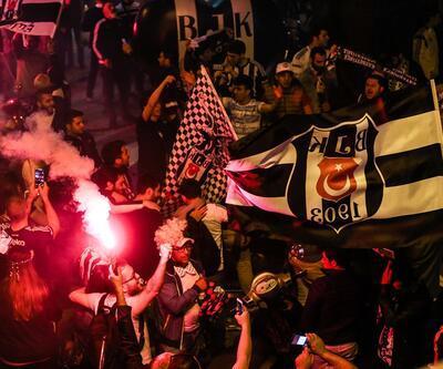 Fenerbahçe yenildi, Çarşı alev aldı