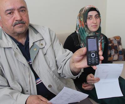 Adına GSM hattı olmayan kadına bin 890 liralık fatura