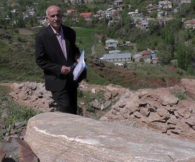 Muş'ta Ermeni mezarlığında tahrip iddialarına inceleme