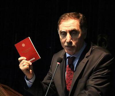 Erdoğan'ın başdanışmanı Şeref Malkoç'tan başkanlık açıklaması