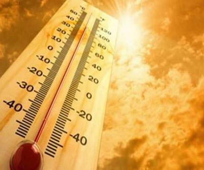 Hava sıcaklığı hafta sonu zirve yapacak