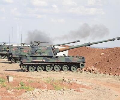 Türkiye gece boyunca Halep'in kuzeyindeki IŞİD hedeflerini vurdu