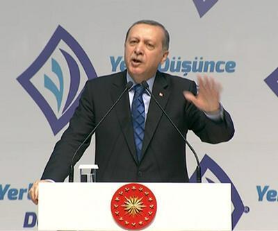 Cumhurbaşkanı Erdoğan'dan AB'ye sert sözler
