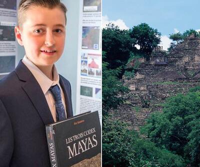 15 yaşındaki çocuğun bulduğu kayıp Maya şehri tarlaymış
