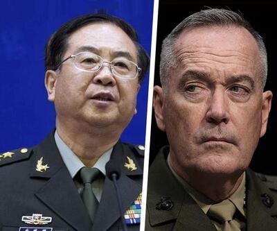 Çin ve ABD'den gerilimi düşürücü adım: Generaller görüştü