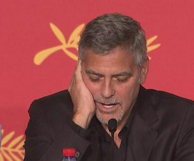 George Clooney Trump'ı eleştirdi