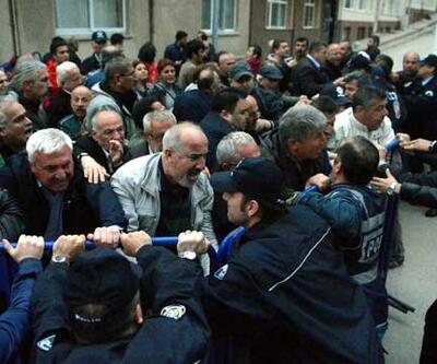 Sinop'ta Nurettin Yıldız gerginliği