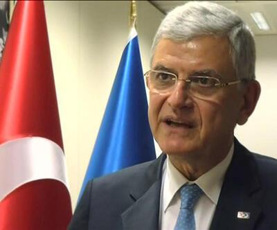 AB Bakanı Bozkır: Terör yasasını değiştirmemiz mümkün değil