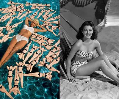 Bikini 70 yaşında