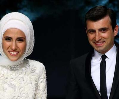 Sümeyye Erdoğan'ın düğününden izlenimler