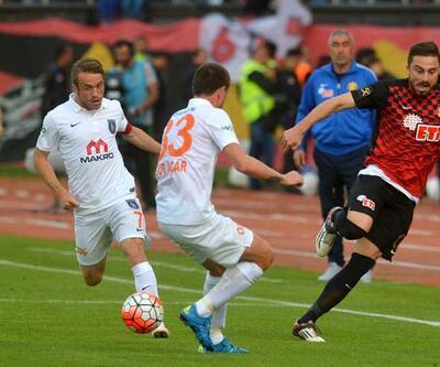 Eskişehirspor 2-1 yenildi