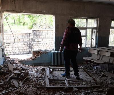 PKK Şırnak'ta askerlerin kaldığı okullara saldırdı