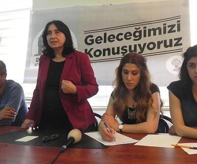 """Nursel Aydoğan: """"HDP ve MHP baraj altında bırakılmak isteniyor"""""""