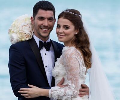 Kaan Yıldırım ve Ezgi Eyüboğlu evlendi