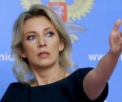 Zaharova: Çavuşoğlu istifa etmeliydi
