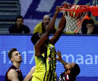 Fenerbahçe teselliyi ligde buldu